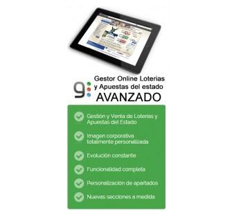 GESTOR ONLINE ADMINISTRACIONES LOTERIAS v.AVANZADA